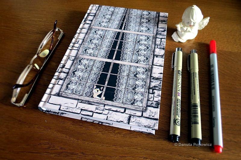 Notes, pamiętnik, dziennik, bullet journal...