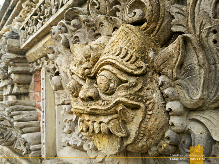 Bali Temples List Carvings