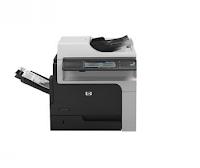 HP LaserJet M4555 Printer Driver Windows Mac