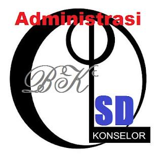Perangkat Guru BK SD Kurikulum 2013 Untuk Akreditasi Terbaru 2017