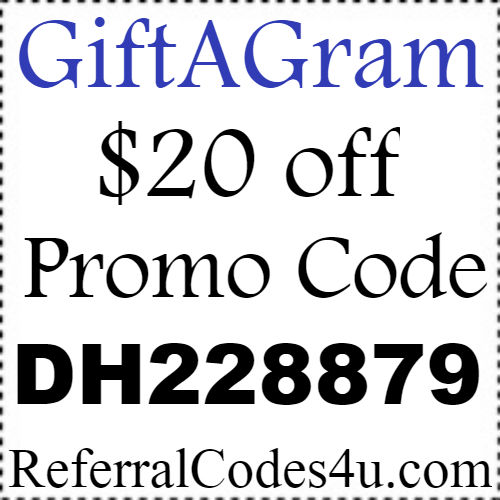 Giftagram Promo Code April, May, June, July, August, September 2017: GiftAgram App Promo Code 2017