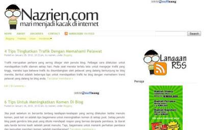nazrien.com lama