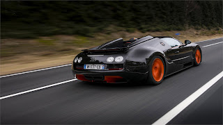 Dream Fantasy Cars-Bugatti Veyron 16.4 Grand Sport Vitesse