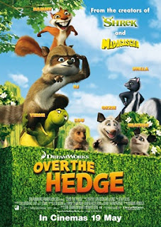 Xem Phim Bộ Tứ Tinh Nghịch - Over The Hedge