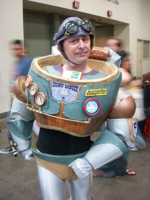 Buzz Lightyear Light Year Toystory Toy Story Steampunk Cosplay