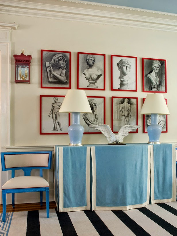 ralph lauren chair cover rentals ma eye for design: creating preppy eclectic style interiors