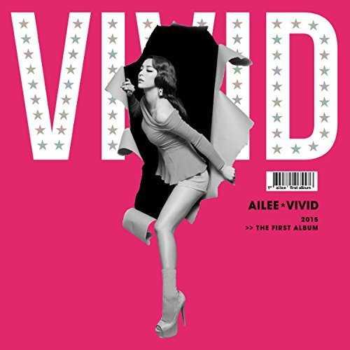 [Album] Ailee – Vivid (2015.09.30/MP3/RAR)