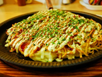 Resep dan Cara Membuat Martabak Jepang Okonomiyaki dengan 9 Bahan Sederhana