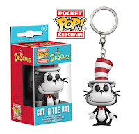 Pocket Pop! Keychain Cat in the Hat
