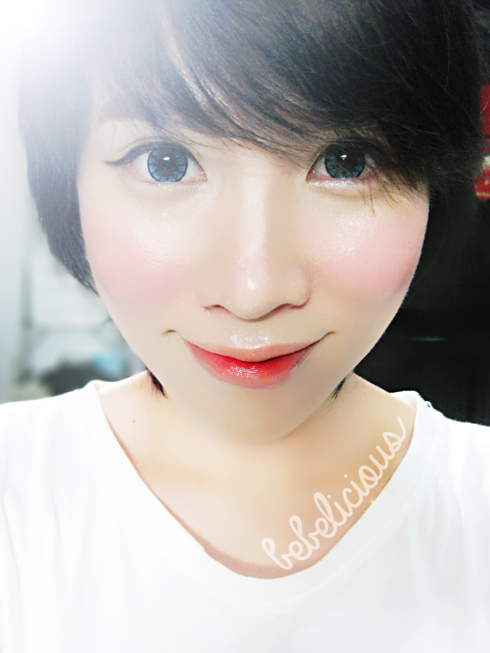 Ulzzang Girl Gradient Lips