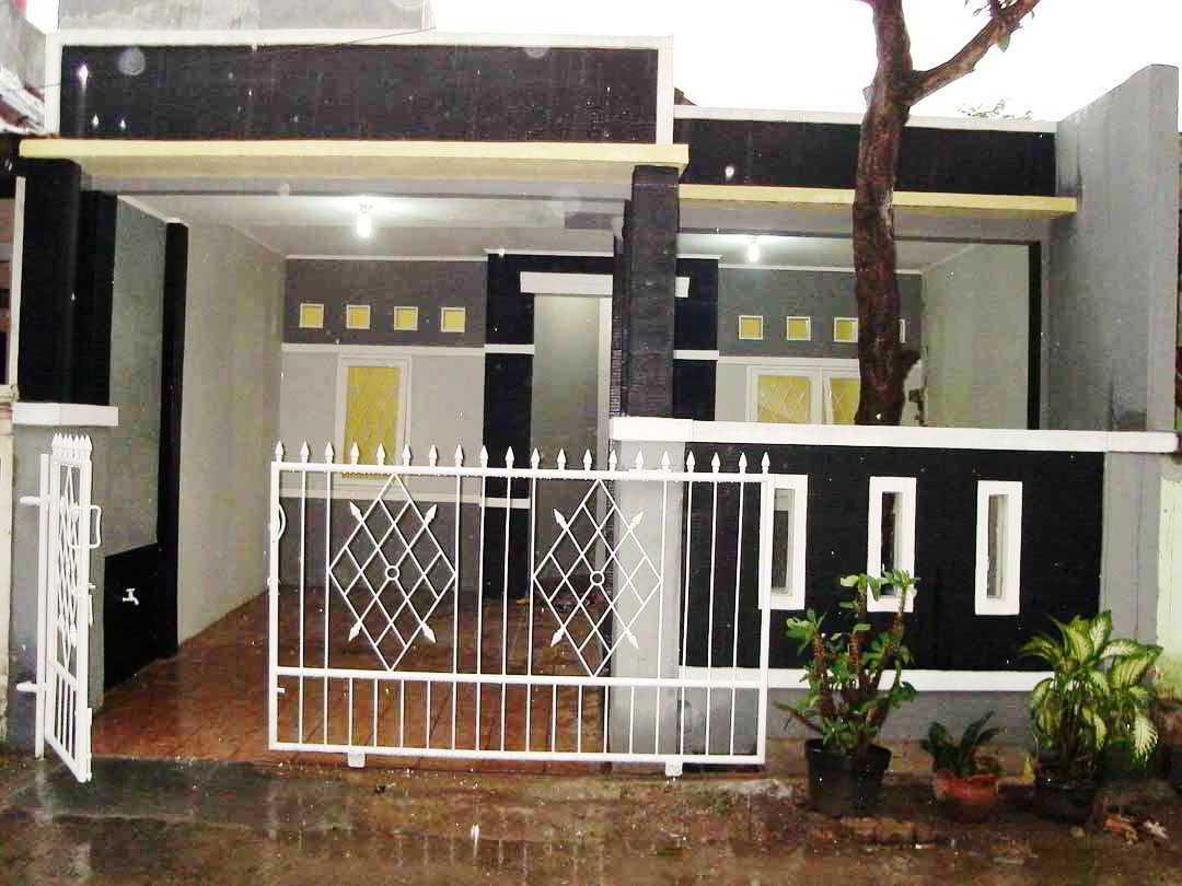 Best Contoh Pagar Tembok Depan Rumah Minimalis | Gubukhome