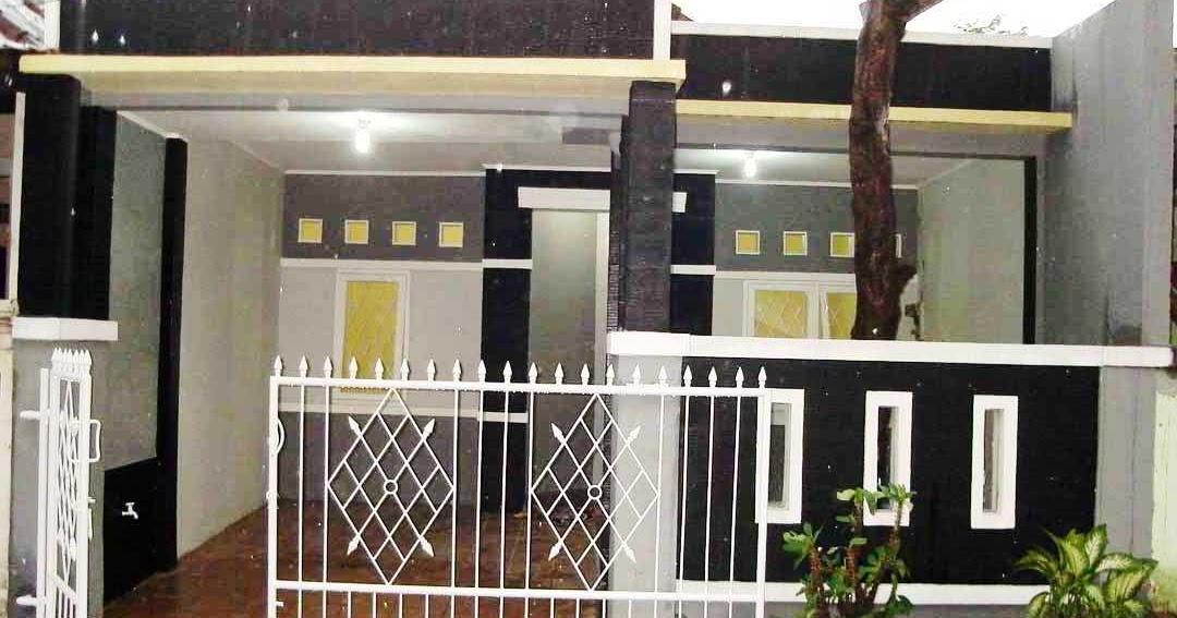 Best Contoh Pagar Tembok Depan Rumah Minimalis Gubukhome