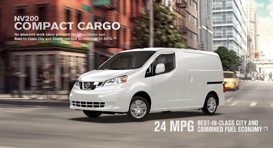 vacaville nissan fleet nissan nv200 cargo van vs ford transit connect. Black Bedroom Furniture Sets. Home Design Ideas
