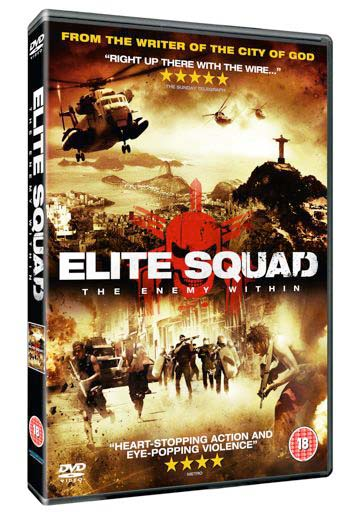 Ric's Reviews: Film: Elite Squad: The Enemy Within
