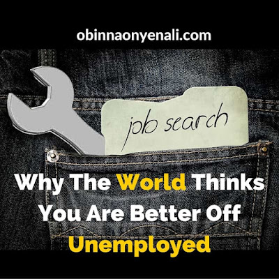 dealing with unemployment rate in Nigeria
