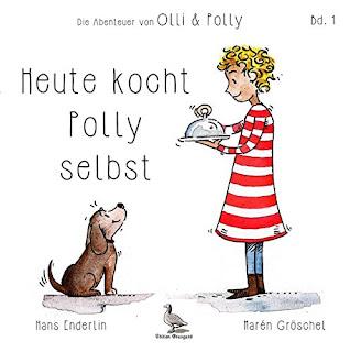 Cover von Hans Enderlin - Heute kocht Polly selbst