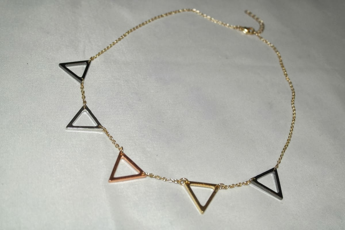 Charmed Ivy Yasmin Necklace