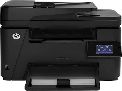 Image HP LaserJet Pro MFP M126 Series Printer Driver