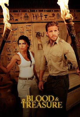 Blood & Treasure CBS