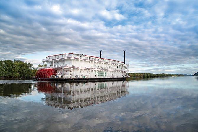 A Bourbon River Cruise