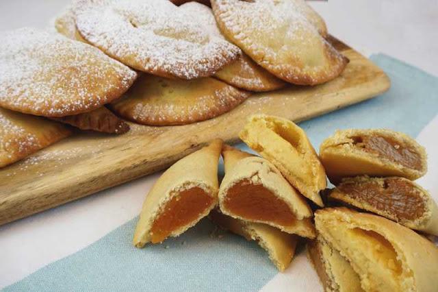 Robiols de Mallorca-Empanadillas dulces de pascua