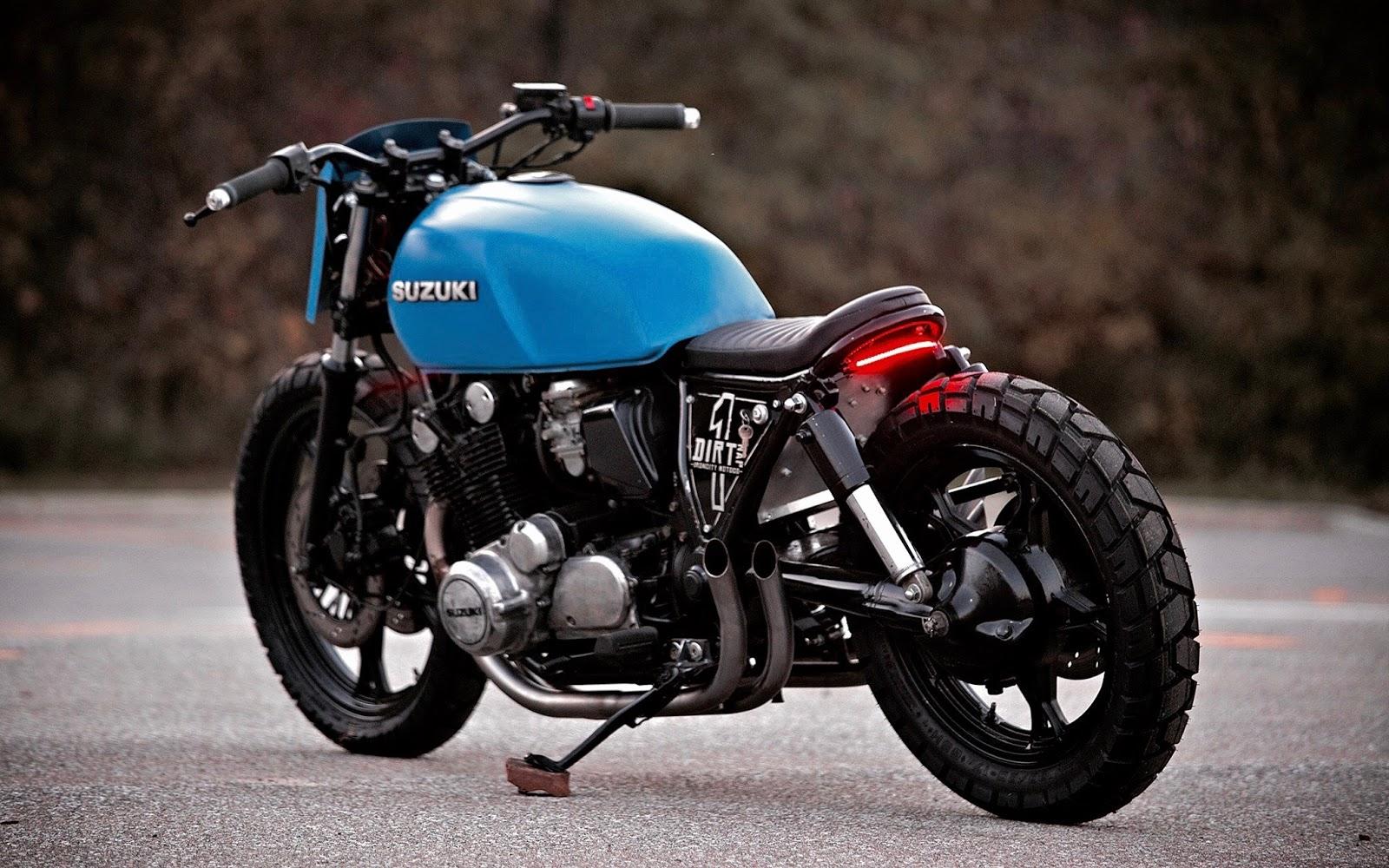 The Iron City Rider Inazuma Caf 233 Racer
