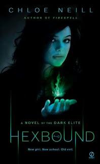 Hexbound – Saga The Dark Elite 2 – Chloe Neill