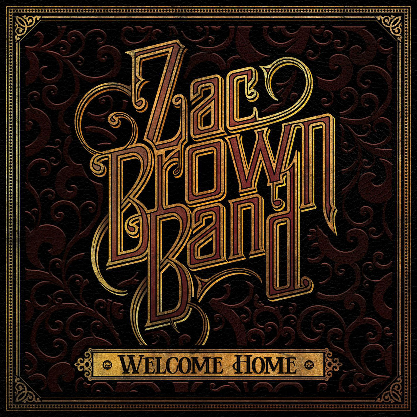 Zac Brown Band - Welcome Home Cover