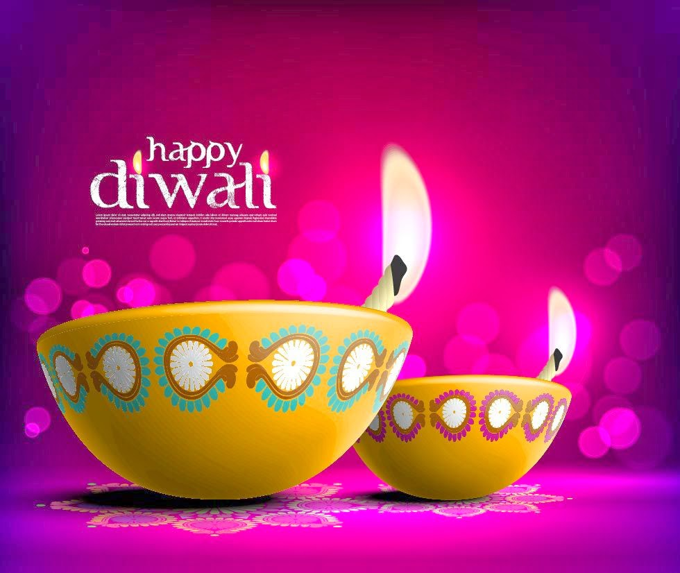 beautiful diwali greeting card designs and backgrounds for