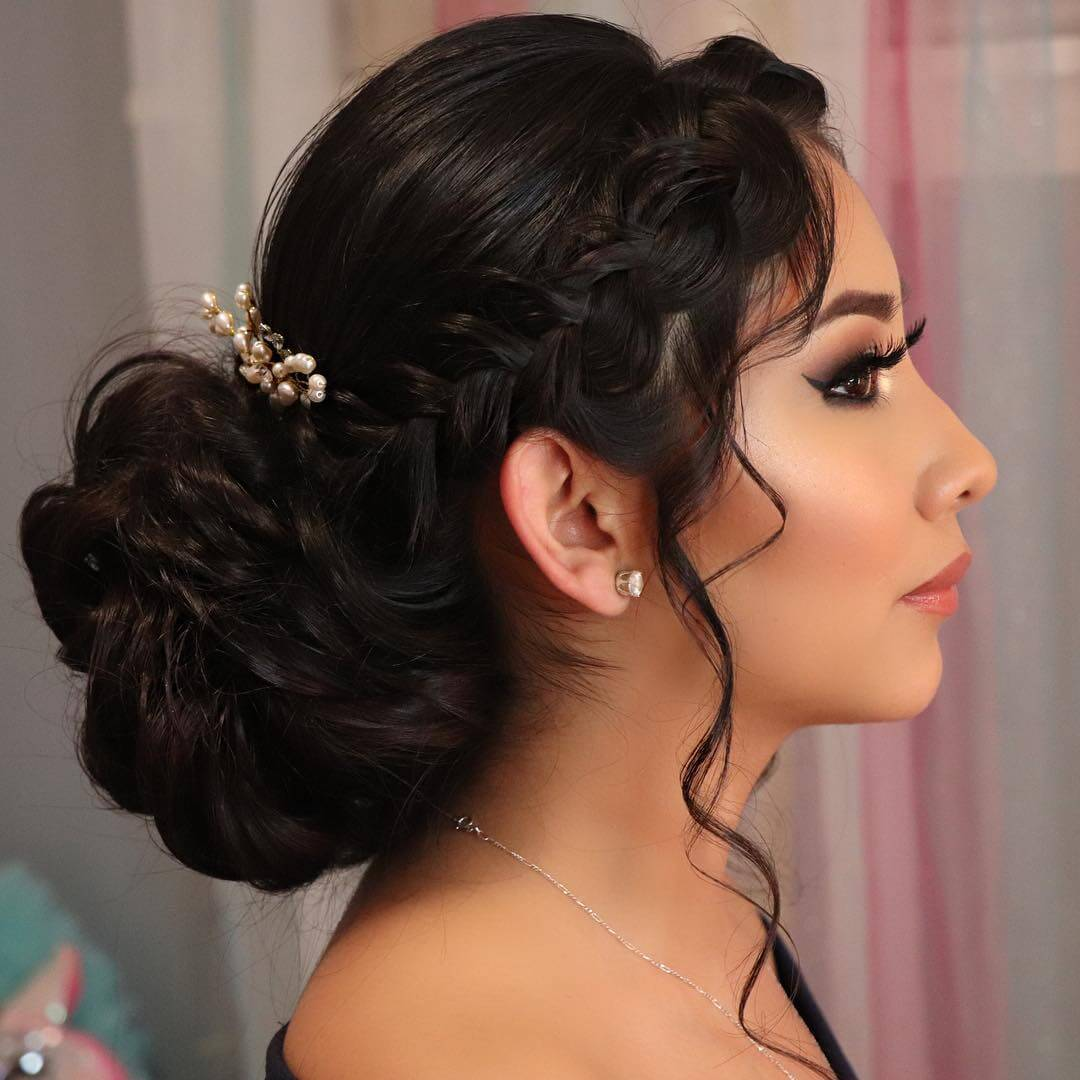 22+ latest quinceanera hairstyles to turn your head - styleuki