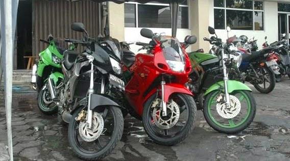 Kawasaki Ninja Bekas