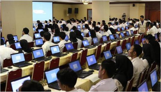 Rekrutmen 100 Ribu CPNS akan Dibuka Maret 2019