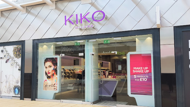 Beauty | Kiko Milano Glasgow & Mini Haul