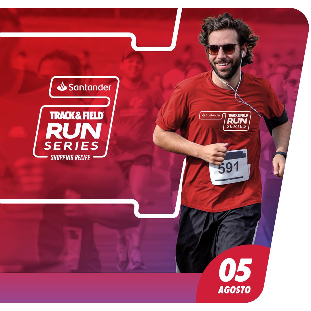 79829669287c Inscrição com desconto para Santander Track&Field Run Series Shopping Recife