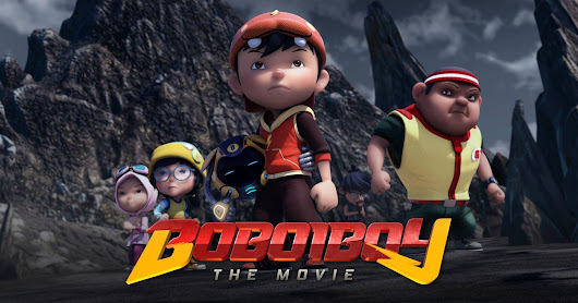 BoBoiBoy Movie: There might be some spoiler or not. ;)
