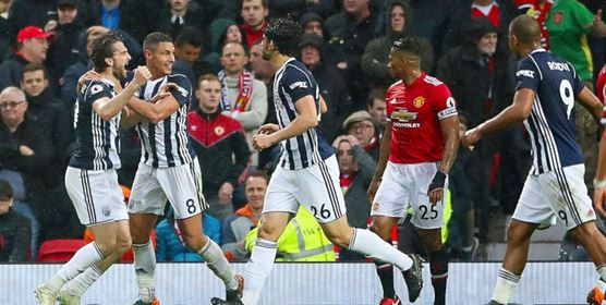 Man City win Premier League as Man Utd lose to West Brom  (DETAILS)