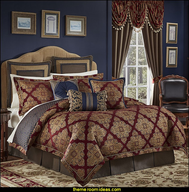 Croscill Sebastian Queen Comforter Set