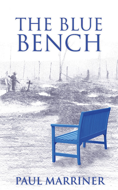 the-blue-bench, paul-marriner, book