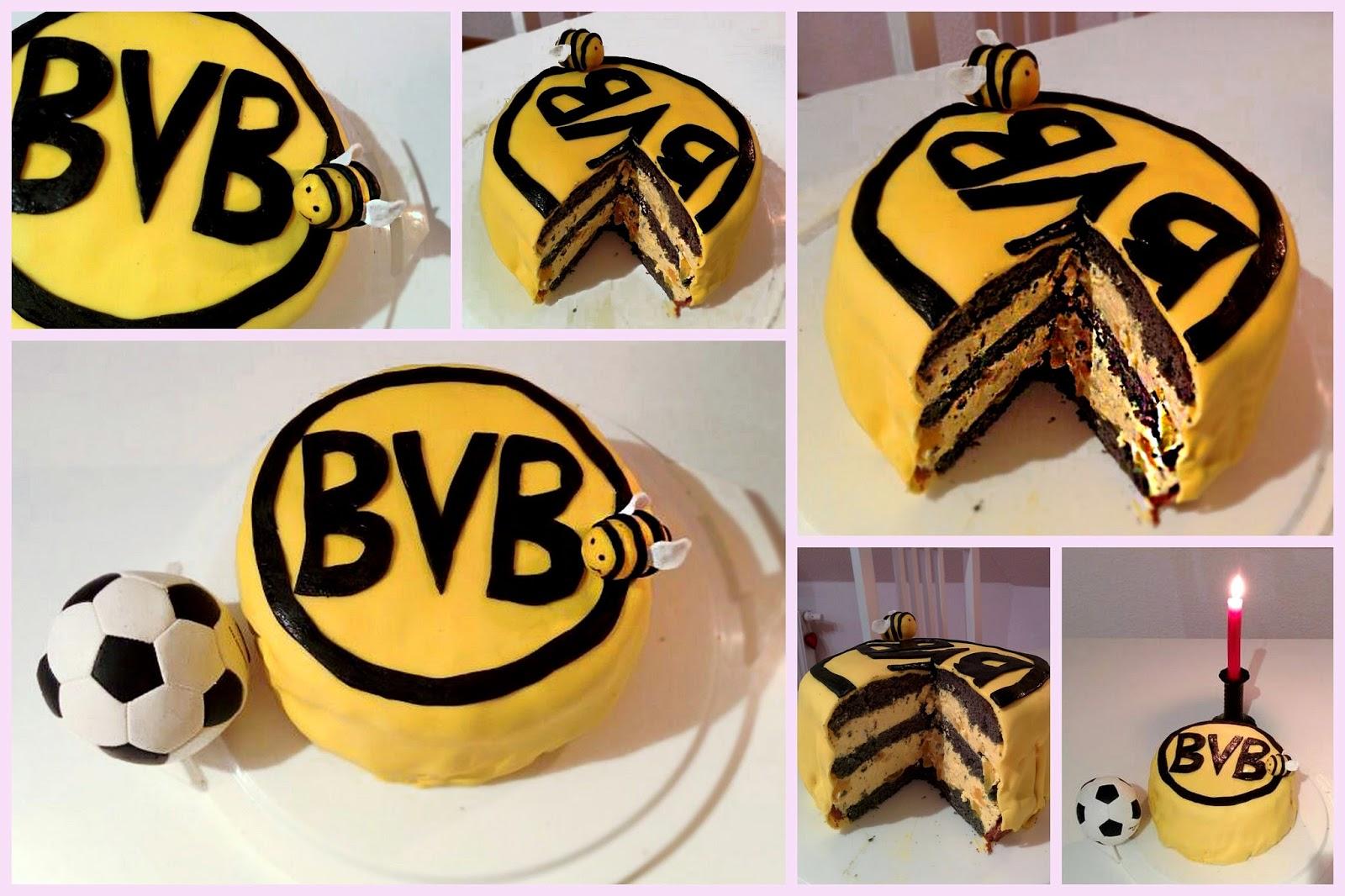 Bvb Geburtstagstorte Bilder
