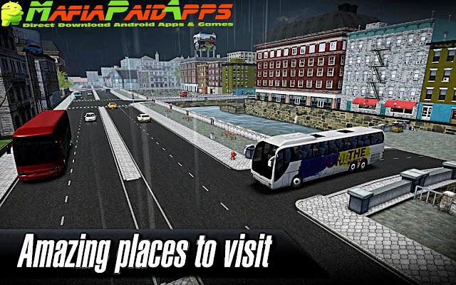 Coach Bus Simulator Apk MafiaPaidApps