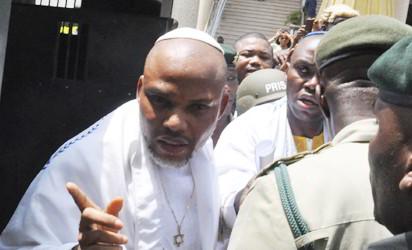 Kanu: Dismiss remaining charges, IPOB urges Justice Nyako