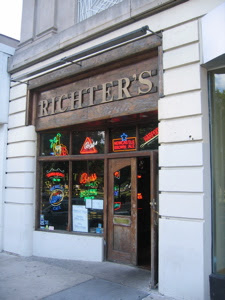 Richter's New Haven RIP. Great place for a pint