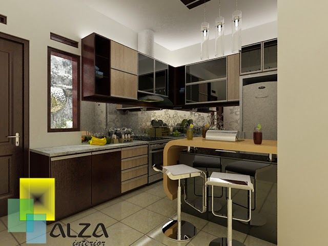 Jasa jual jual kitchen set murah minimalis ks l04 surabaya for Jual kitchen set surabaya