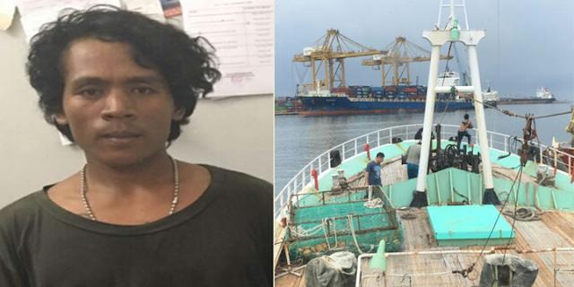 Berkelahi Di Atas Kapal, ABK Indonesia Hilangkan Nyawa ABK Korea Di Laut Sinegal