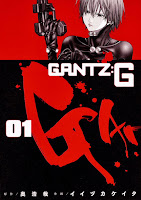 Gantz:G Cover Vol. 01