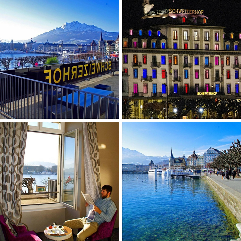The Aussie Flashpacker Hotel Schweizerhof Lucerne Switzerland