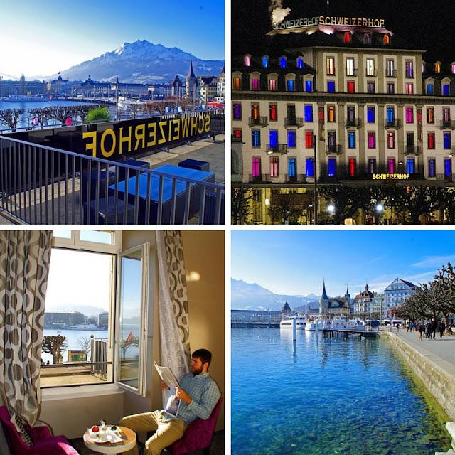 The Aussie Flashpacker Hotel Schweizerhof Lucerne Switzerland