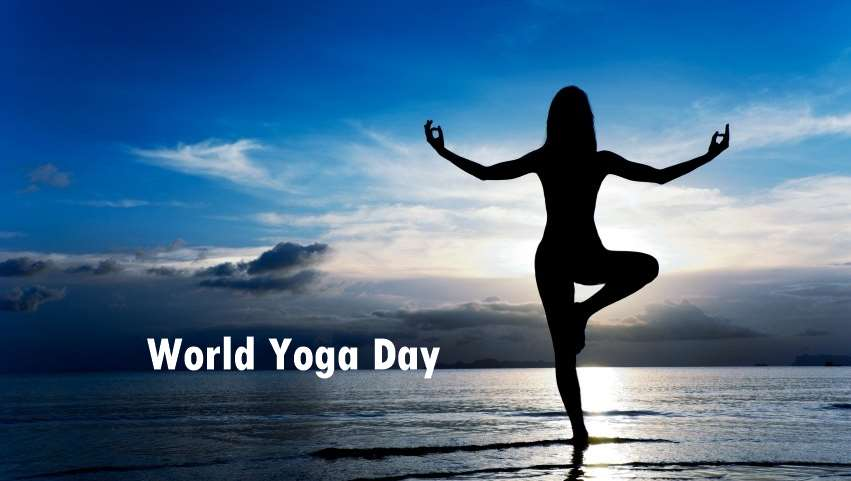 International World Yoga Day Wishes Images And Messages World Yoga