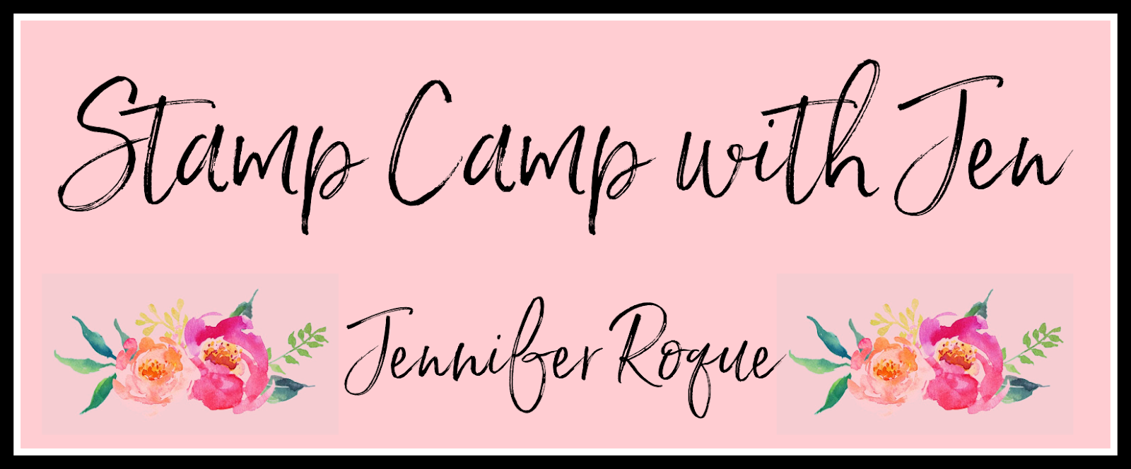Stamp Camp with Jen