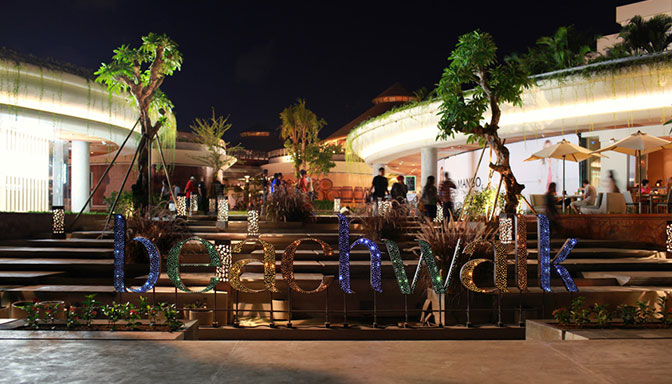 Mall Beachwalk Bali